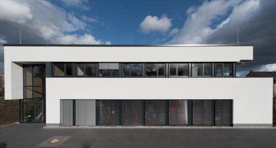 Außenansicht des Seminarzentrums ZEITRAUM und der PRAXISFELD GmbH